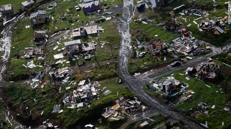 Puerto Rico a month later is 'post-apocalyptic'