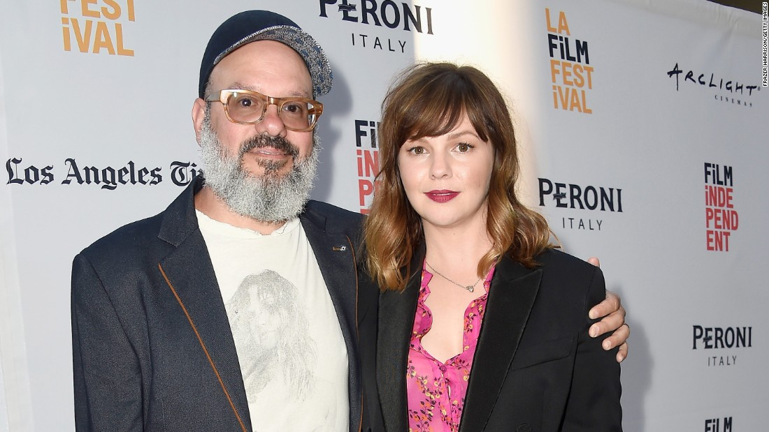 Amber Tamblyn Believes Racist Claim Against Husband David Cross