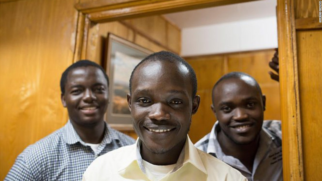 "Three developers from Kenya, Marvin Makau, Edwin Inganji and Kenneth Gachukia, have created a panic button app that sends a distress signal with the shake of a phone. The app, <a href=""https://play.google.com/store/apps/details?id=com.usalamatechnology.application&hl=en_GB"" target=""_blank"">Usalama</a>, works by connecting people with emergency service providers, and sends their exact location when they shake their phone three times. It also alerts a next of kin and every other Usalama users within 200 meters. They're looking to expand their technology beyond the continent and help make people safer."