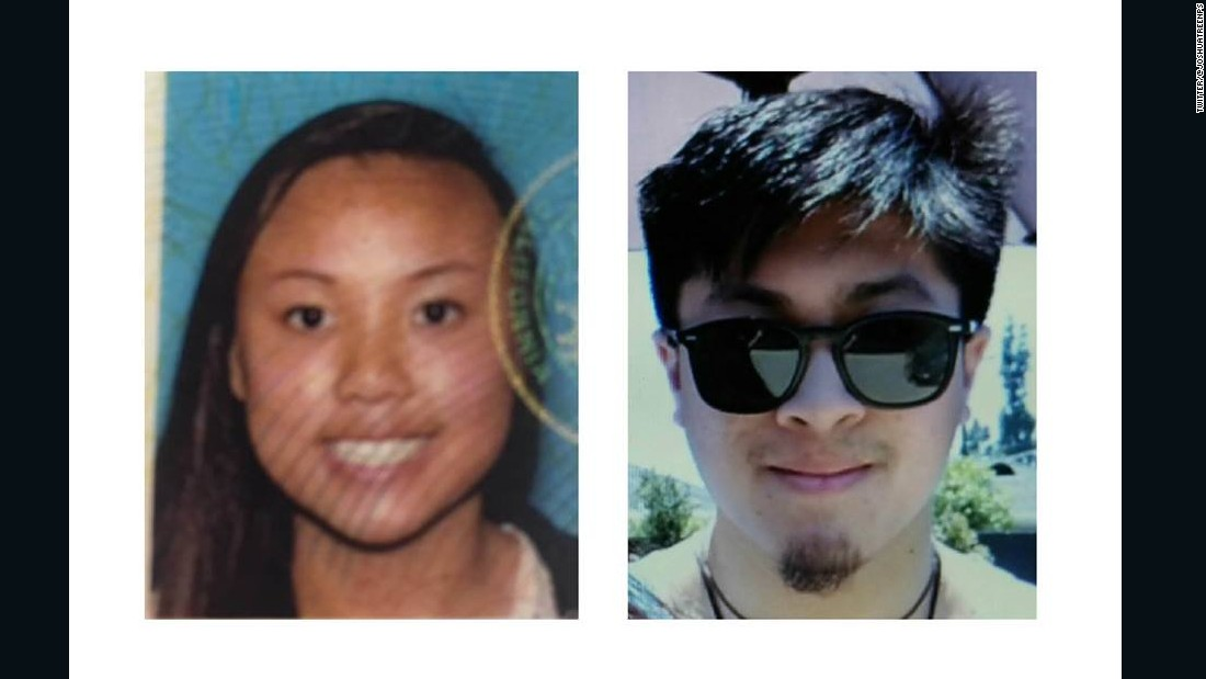 Missing hikers found dead, locked in an embrace, at Joshua Tree National Park