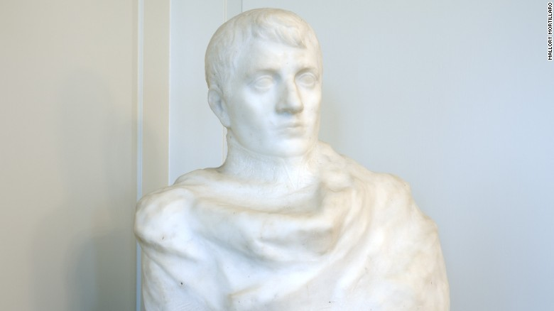 Long-forgotten Rodin sculpture discovered in New Jersey town hall