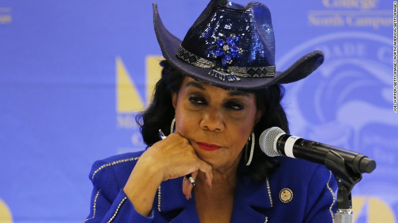 Image result for Rep. Wilson hits back at Trump: Niger is his Benghazi