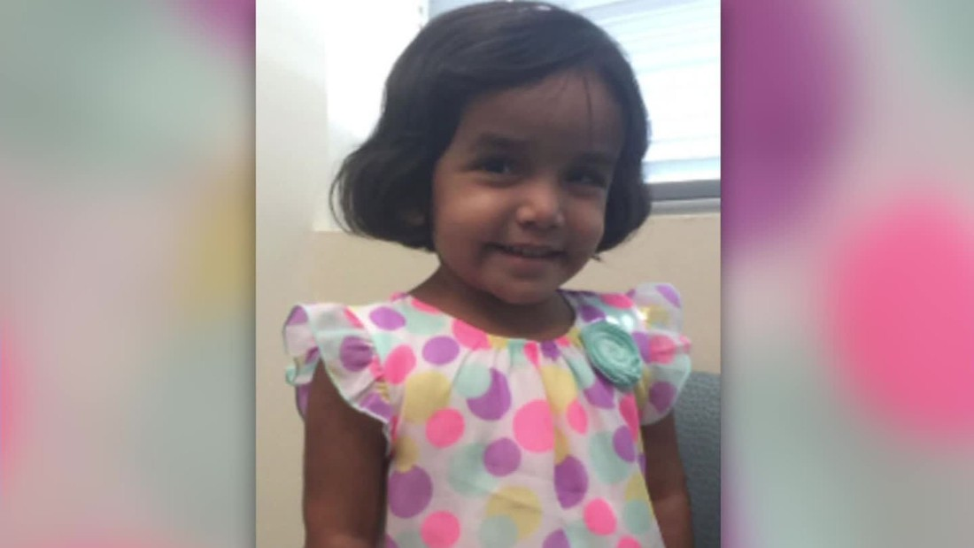 Prosecutors in Dallas will decide in the coming weeks whether to seek the death penalty against the adoptive father of a 3-year-old girl whose body was found two weeks after she went missing.