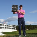 justin thomas cj cup south korea golf celebrates