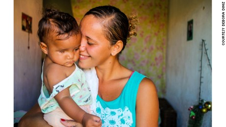 """Special"" has a religious meaning for mothers like Rakely, says Diniz, because only ""special"" mothers can take care of special babies. ""You are the one that God knows is strong enough to take care of a baby with a strong dependency."""