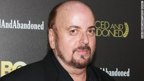 "NEW YORK, NY - OCTOBER 24:  Director James Toback attends the ""Seduced And Abandoned"" New York premiere at Time Warner Center on October 24, 2013 in New York City.  (Photo by Robin Marchant/Getty Images)"