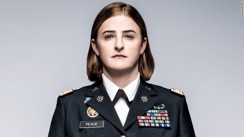Captain, Intelligence Officer and Transgender