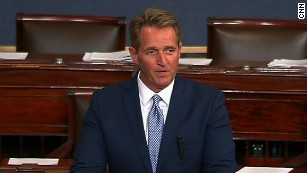 Jeff Flake's full speech announcing he won't run for re-election