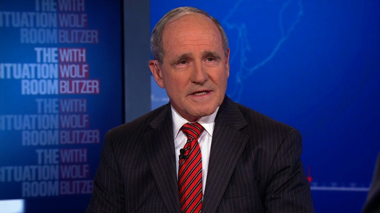 Risch to CNN: It's your job to call out Trump