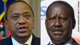 How Kenya's presidential election unraveled