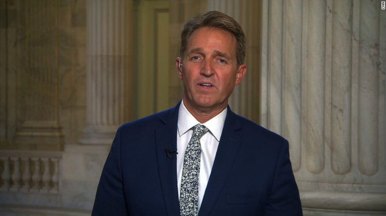Flake: More Republicans will be speaking out