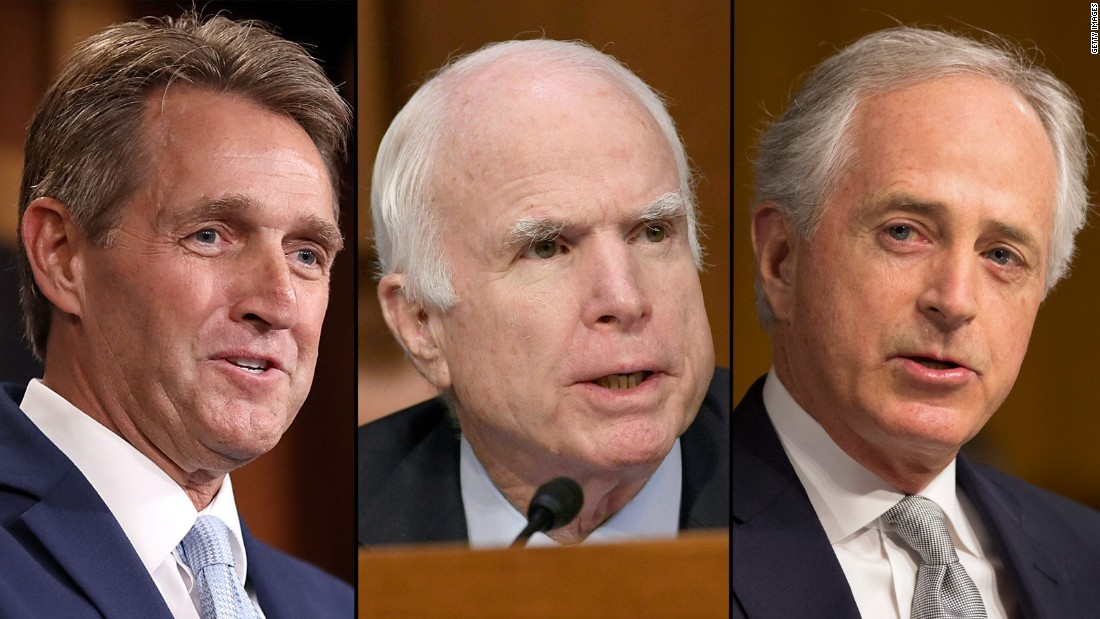 GOP tax plan: How key senators will vote