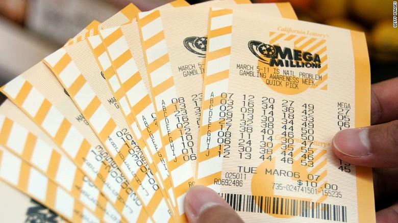 Single Mega Millions victor  to take home $522 million jackpot