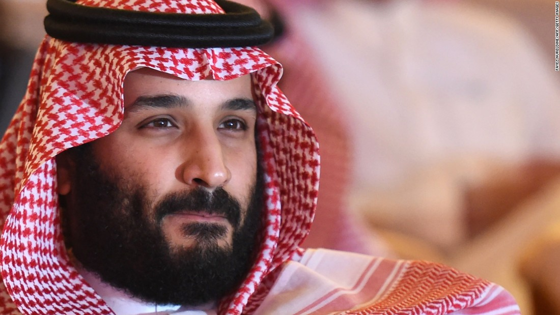Iran's actions may be 'act of war,' Saudi Crown Prince says