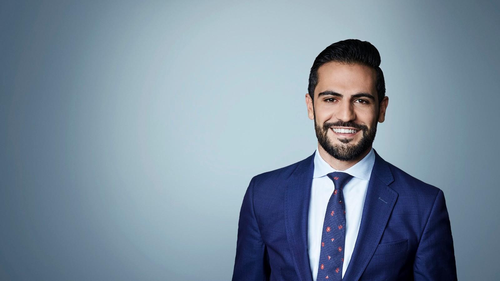 Cnn Profiles Jeremy Diamond White House Reporter Cnn