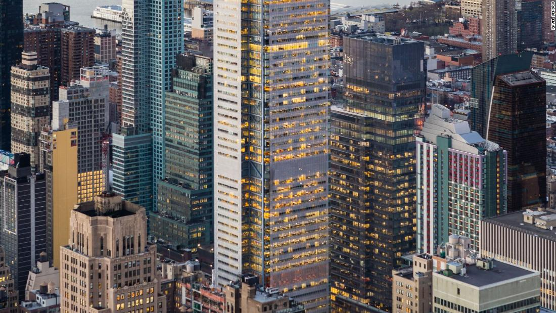 The buildings that transformed nyc 39 s skyline cnn style for New york new york on the town