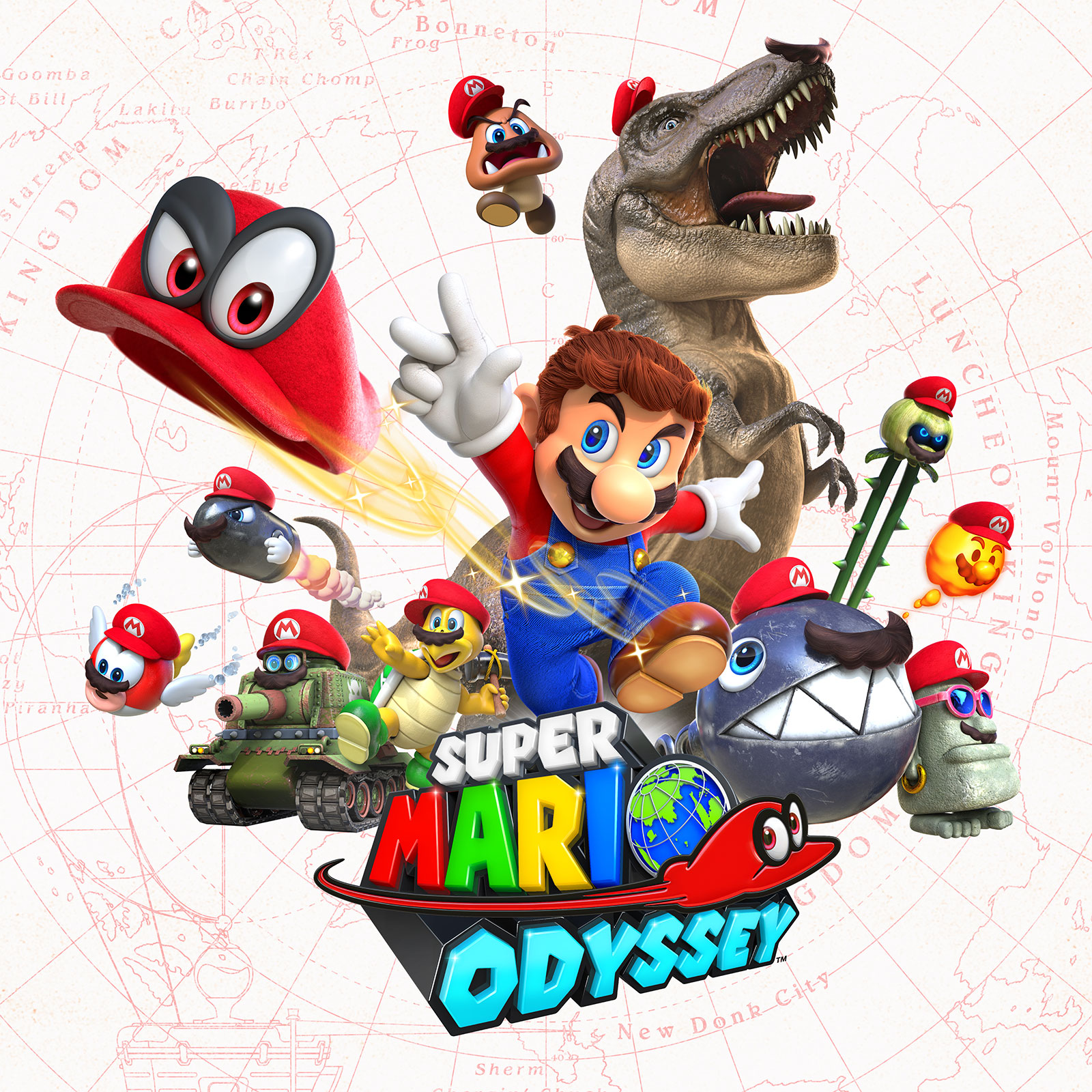 Super Mario Odyssey Nintendo Re Invents Gaming Icon Cnn Style