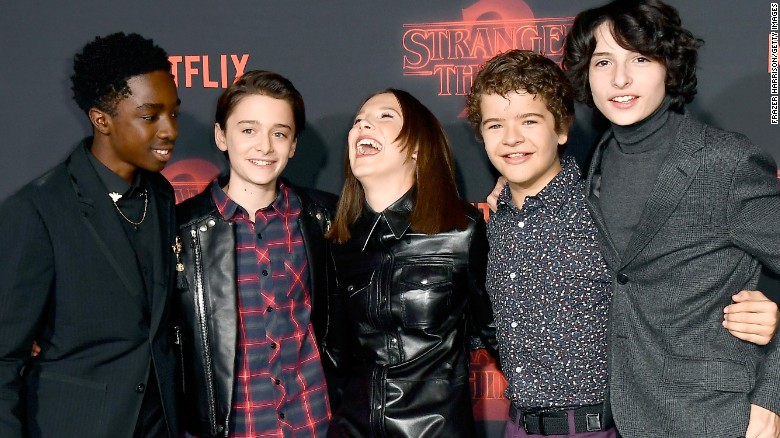 'Stranger Things' cast on returning for Season 2