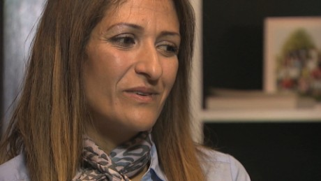 Nathalie Haddadi has been sentenced to two years in prison for financing terrorism.
