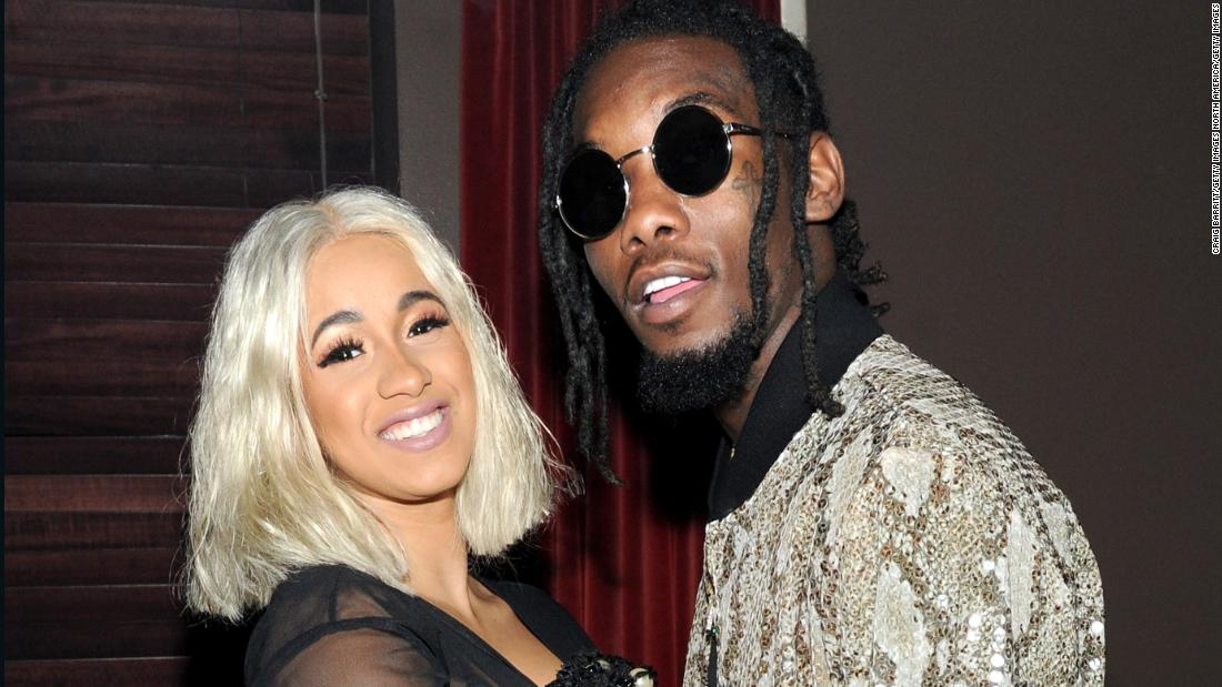 Migos Offset Husband Of Cardi B Arrested On Felony Gun: Cardi B And Migos Rapper Offset Are Now Engaged