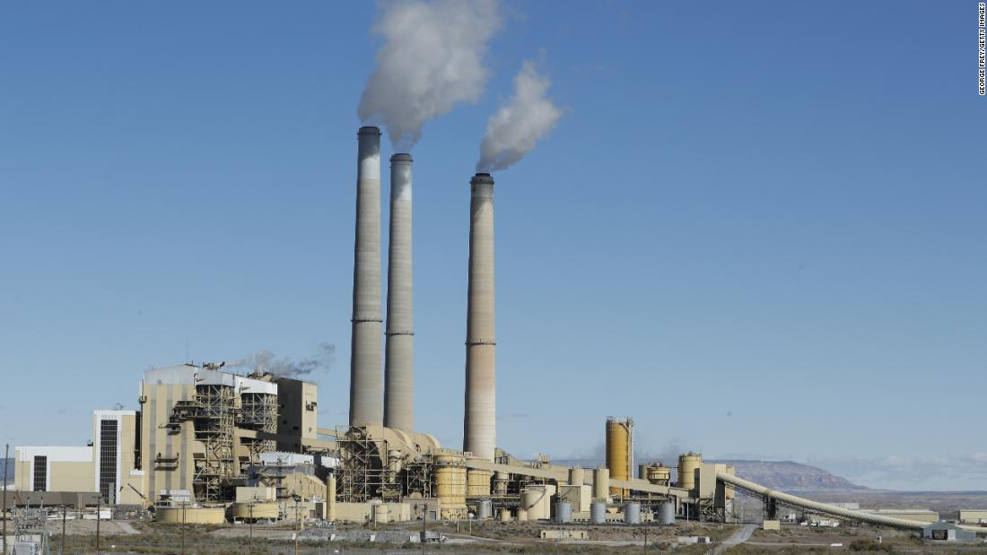 Carbon dioxide levels highest in 800,000 years