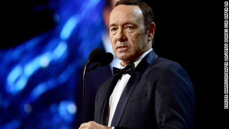 Kevin Spacey criticized for how he came out