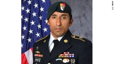Navy SEALs and 2 Marines charged in Green Beret's death