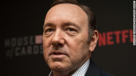 It's not about you, Kevin Spacey