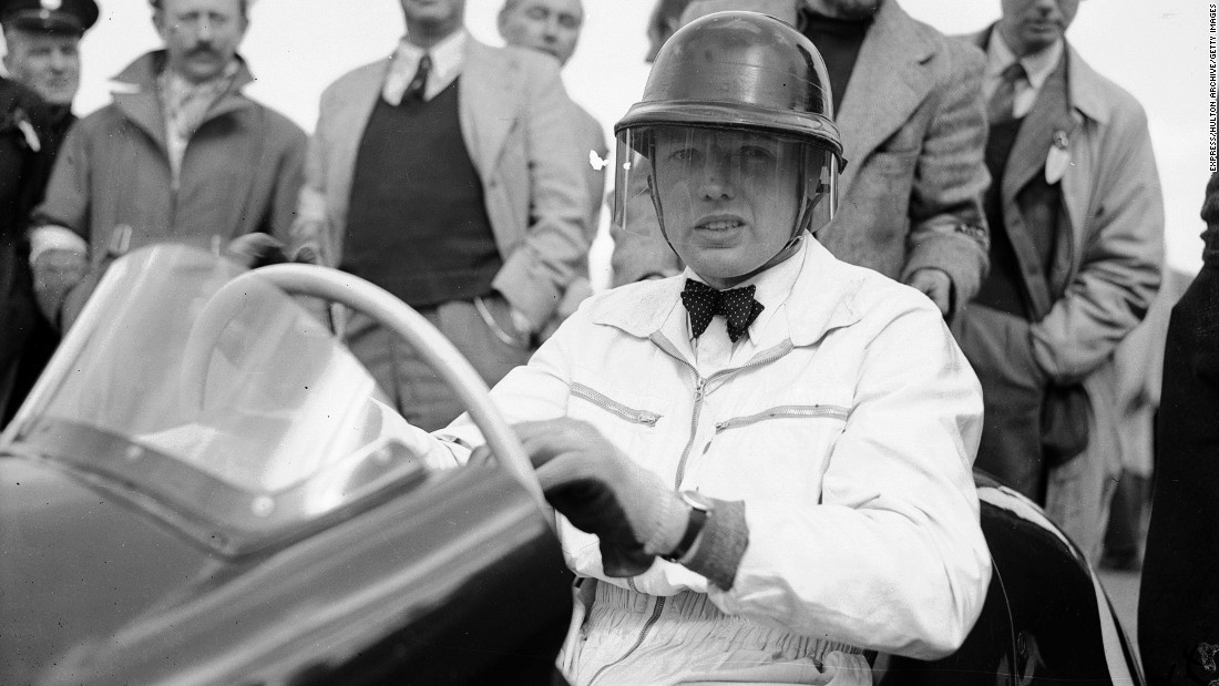 Ferrari teammate and friend Mike Hawthorn was devastated by the loss of Collins, but went on to win the world championship in 1958 before retiring. He died at the wheel too when his car crashed while traveling up to London from his home in Surrey in January 1959.