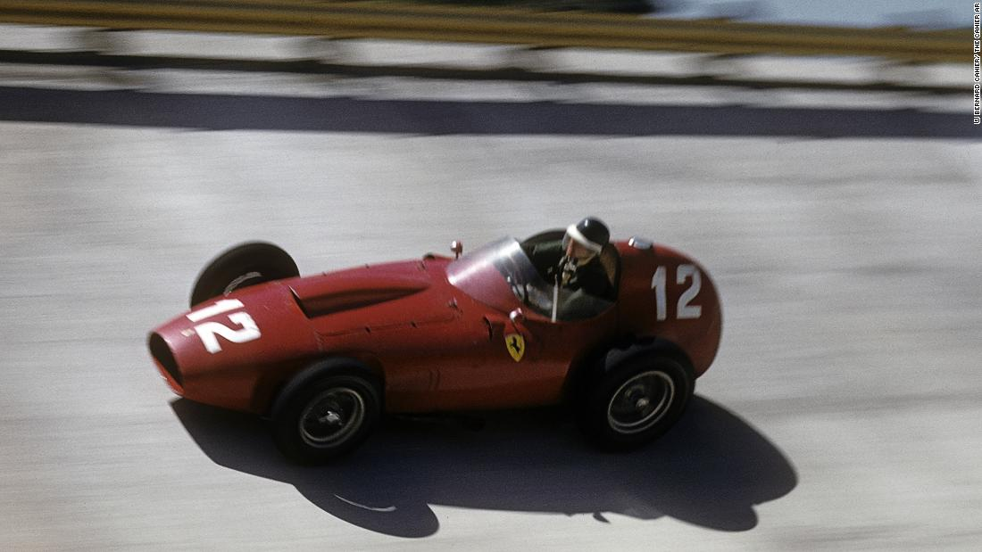 """Ferrari: Race To Immortality"" is a new documentary about the Italian Formula One team's rise to power in the 1950s.<br /><br /><em><br />'""Ferrari: Race To Immortality'"" was released in cinemas on Friday November 3 and on Blu-Ray, DVD and digital platforms on Monday November 6.</em>"