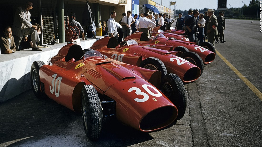 """The Ferrari name is very important to F1 today because it's a very much a symbol of the history of the sport that was once the most dangerous sport on earth and still trades on those associations of risk and glamor,"" says Richard Williams, biographer of Enzo Ferrari  and contributor to ""Ferrari: Race To Immortality."""