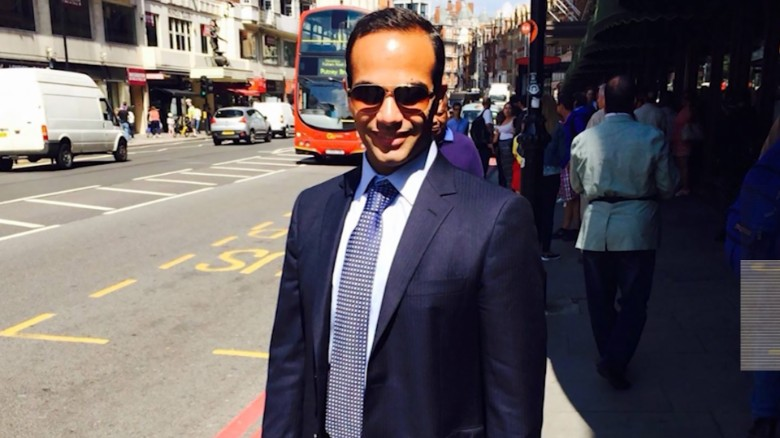 Campaign adviser says Trump listened to Papadopoulos and 'heard him out'
