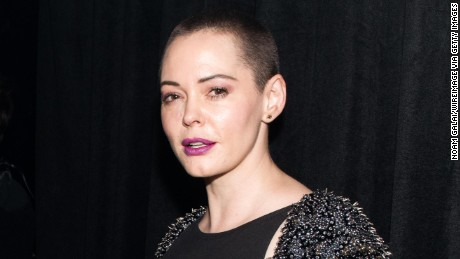 NEW YORK, NY - NOVEMBER 28:  Actress Rose McGowan attends 'Charliewood - An Exhibition Of Transgressive Movement' at Cedar Lake on November 28, 2016 in New York City.  (Photo by Noam Galai/WireImage)