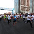 Erbil International Marathon running