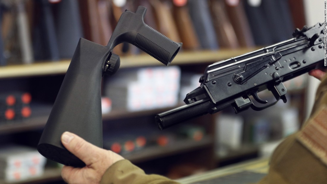 Bump stock ban: What it means for owners - CNNPolitics