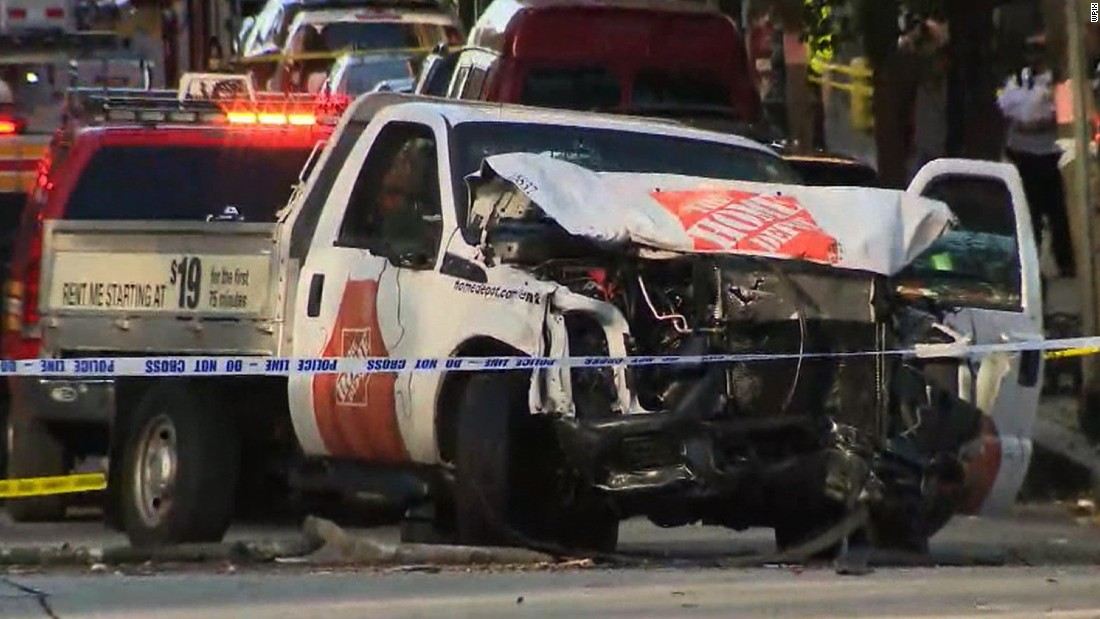 Suspect in New York attack had been working as Uber driver