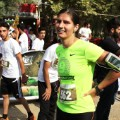 Erbil International Marathon green shirt