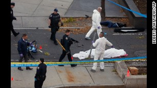 Vehicles as weapons: NY attack is part of a deadly trend