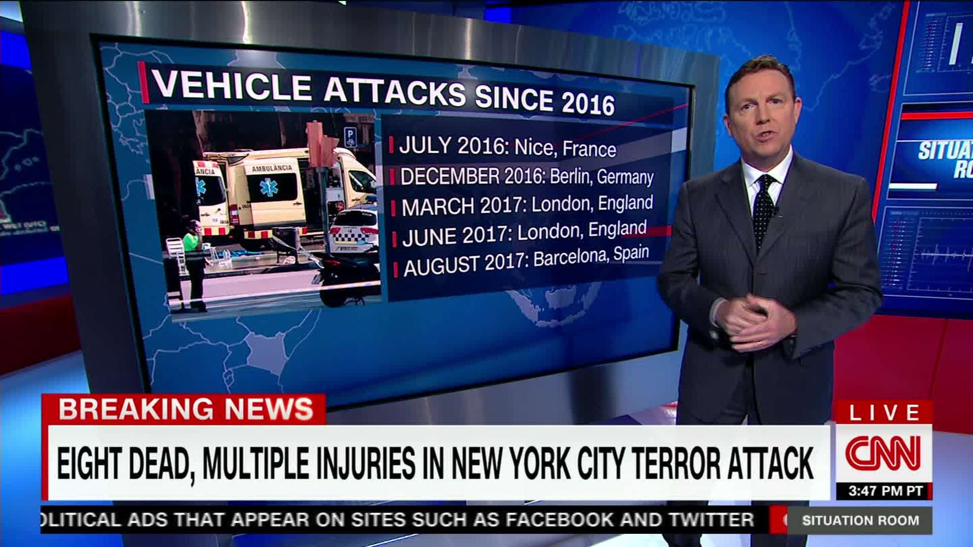 High Quality Vehicle Attacks: Deadly History   CNN Video