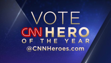 How to vote for the 2017 CNN Hero of the Year