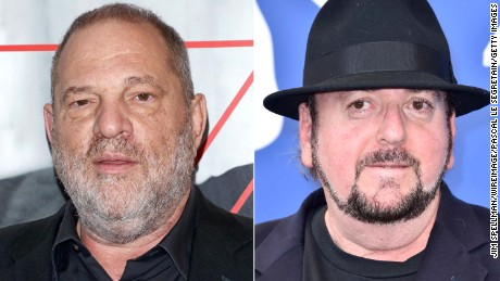 Police investigating claims against Harvey Weinstein and James Toback