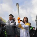 you young torchbearer winter olympics south korea