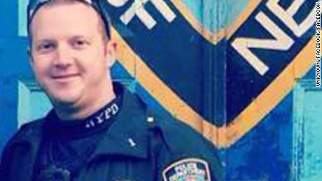 The NYPD officer who shot and apprehended the suspect in Tuesdays terrorist attack in lower Manhattan has been identified as Ryan Nash, a law enforcement source tells CNN.