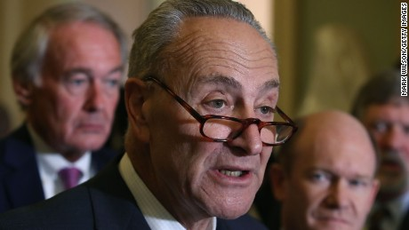 Chuck Schumer stays quiet on latest Franken allegation