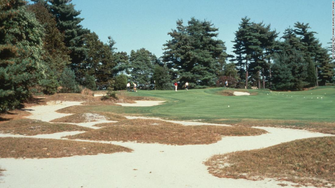 "New Jersey's Pine Valley Golf Club, ranked No. 1 by<a href=""http://www.golf.com/courses-and-travel/pine-valley-still-best-golf-course-world"" target=""_blank""> a variety of publications</a>, rounds out Westy's top five courses. <a href=""https://www.facebook.com/cnnsport/"" target=""_blank""><strong>What are your favorites?</strong> <em>Have your say on CNN Sport's Facebook page. </em></a>"