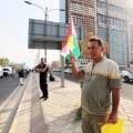 Erbil International Marathon supporters