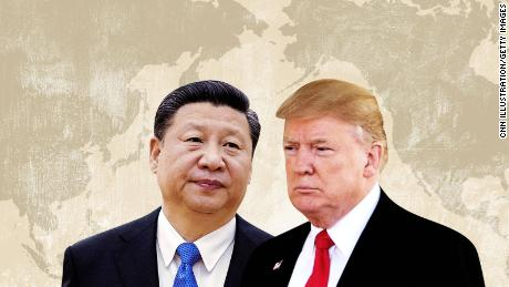 All eyes on Trump during high-stakes China visit