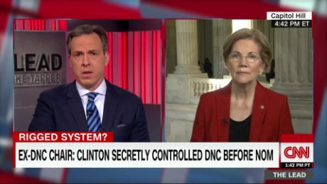 lead sen elizabeth warren live jake tapper_00063509