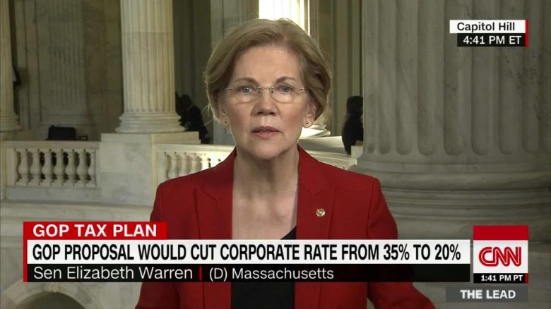 lead sen elizabeth warren tax jake tapper live_00050307