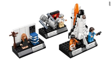 Lego's 'Women of NASA' sale lifts off, lands as best-selling toy